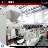 HDPE van pp LDPE Plastic Korrels die Machine maken