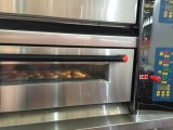 3 horno eléctrico de la Alambre-Calefacción de lujo de la bandeja de la cubierta 6 para la venta (producto de HONGLING)