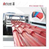 좋은 플라스틱 PVC 기와 기계