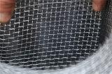 Rete metallica unita galvanizzata del foro quadrato nella fabbrica della Cina