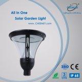 Indicatore luminoso solare esterno del giardino della fusion d'alluminio 12W LED
