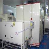 Spindle-Conveyor automático de plástico de la línea de pintura UV