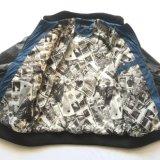 Custom Diamond Quilting jaqueta de homens para o Inverno