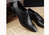 Красивые мужчины платье Custom обувь мода обувь обувь на заводе