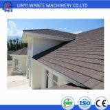 Плитка крыши металла камня фабрики Wante Coated для строительного материала