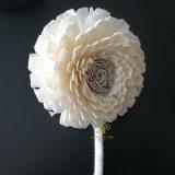 Flor popular intencional de Sola del crisantemo para el difusor de lámina por hecho a mano