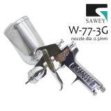 Sawey W-77-3G 압력 수동 분무 노즐 전자총
