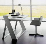 De acryl Stevige Lijst van de Computer van de Aanraking van de Oppervlakte Comfortabele Vouwende/de Lijst van het Bureau van het Huis