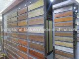 Deux carreaux de céramique Producted de bois de santal de Watkins de couleur en Chine