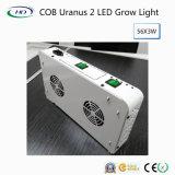 Professional COB Urano crecer 2 LED de luz para el cultivo comercial