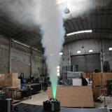 DJ 당 1500watt를 위한 수직 착색된 LED 안개 기계