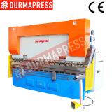 Machine à cintrer hydraulique de Wc67y 80t4000 pour Mme et la plaque de solides solubles