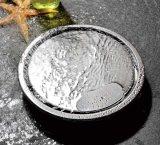 Scolo di pavimento rotondo europeo dell'acquazzone dell'acciaio inossidabile del reticolo del mulino a vento di stile