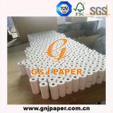Hohes Resolustion Polypropylen-thermisches Papier in der Rolle (UPP-110HG)