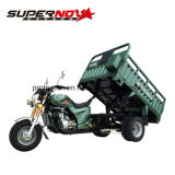 5 carro refrescado aire del cargo del cargamento de la rueda 200cc 1000kgs