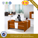 Moderner Kraftstoffregler lamellierter MDF-hölzerner Schreibtisch-Büro-Tisch (UL-MFC457)
