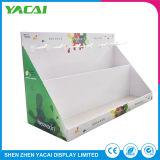 Kundenspezifische Innenausstellung-Standplatz-Produkt-Bildschirmanzeige-Zahnstange für Spezialität-Speicher