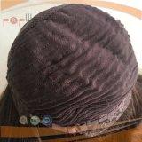 Peluca kosher judía superior de seda vendedora caliente (PPG-l-01130)