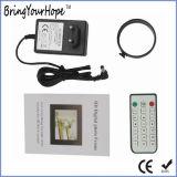 Touches de contrôle tactile 17 pouces Cadre photo numérique DPF (XH--170B)