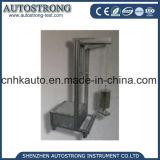 Dispositif d'essai au choc du pendule IEC62262/équipement d'essai