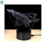 3D Kleine Lichte Schemerlamp van de Nacht voor LEIDEN van de Decoratie Licht
