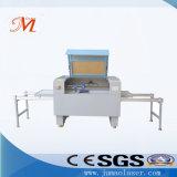 Cortador láser de alta calidad con bienes muebles mesa de trabajo (JM-960T-MT)