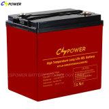tiefe Batterie-Gel-Batterie der Schleife-6V310ah für Marine-/Golf-Karren-/Electric-Fahrzeug