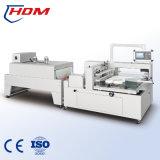 Le tissu automatique approuvé de la CE enferme dans une boîte la machine d'emballage en papier rétrécissable