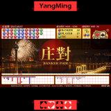 Baccarat nova versão electrónica do Lançamento Oficial para o Poker Club (YM-CE06)