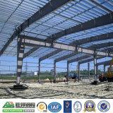 Большие области Сборные стальные конструкции на заводе