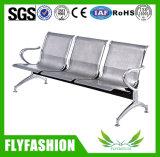 Cadeira 3-Seater de espera de couro do plutônio da área pública quente da venda (SF-75)