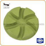 8mm Stärken-Fußboden-Polierauflage, China-berühmtes Marken-Diamant-Hilfsmittel