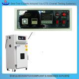 Máquina muy da alta temperatura de la prueba de envejecimiento de la cámara de atmósfera controlada