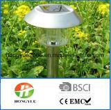 Solarlampe guter der Entwurfs-heißer Verkaufs-Edelstahl-Solargarten-Lampen-LED für im Freiendekoration