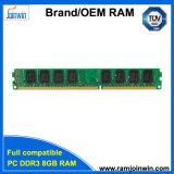 RAM 16chips DDR3 8GB Китая оптовый для настольный компьютер