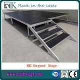 Etapa de aluminio de la etapa de la plataforma móvil barata portable de la etapa para la venta
