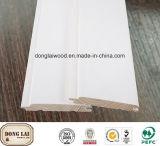Painel de parede aprontado fábrica Iinstallation da madeira de China