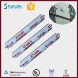 Vedador de vidro Non-Toxic do silicone do adesivo de construção