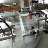 Автоматический планшетный принтер экрана с роторной таблицей для бумажный клеить
