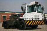 Sinotruk Hova el terminal del tractor para la transformación de puerto