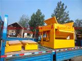 Máquina de tijolo de concreto celular6-25 Qmy Máquinas de fabrico de tijolos ocos