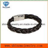 Shineme 바디 보석 고품질 형식 가죽 팔찌 (BL2880)