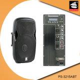 15 Zoll PROaktiver Plastiklautsprecher PS-3215abt USB-200W Ableiter-FM Bluetooth