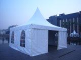 Venda a quente gazebo exterior Pagoda tenda para festas de casamento
