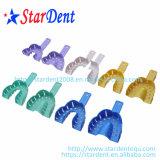 치과 의학 제품의 치과 플라스틱 느낌 쟁반