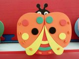 Jouet magnétique personnalisé d'enfants de synthons d'EVA du modèle le plus neuf