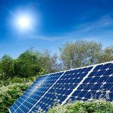 태양 전지판을%s 3-8mm 낮은 철에 의하여 모방되는 강화 유리