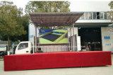 Dongfeng 6 바퀴 자동차 30 M2 단계 성과 트럭