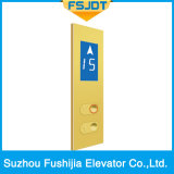 Ascenseur économiseur d'énergie de maison de passager de Vvvf