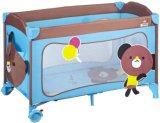 Горячий Playpen младенца европейского стандарта сбываний с колесами